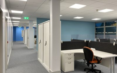 HSE Fitout – Confederation House